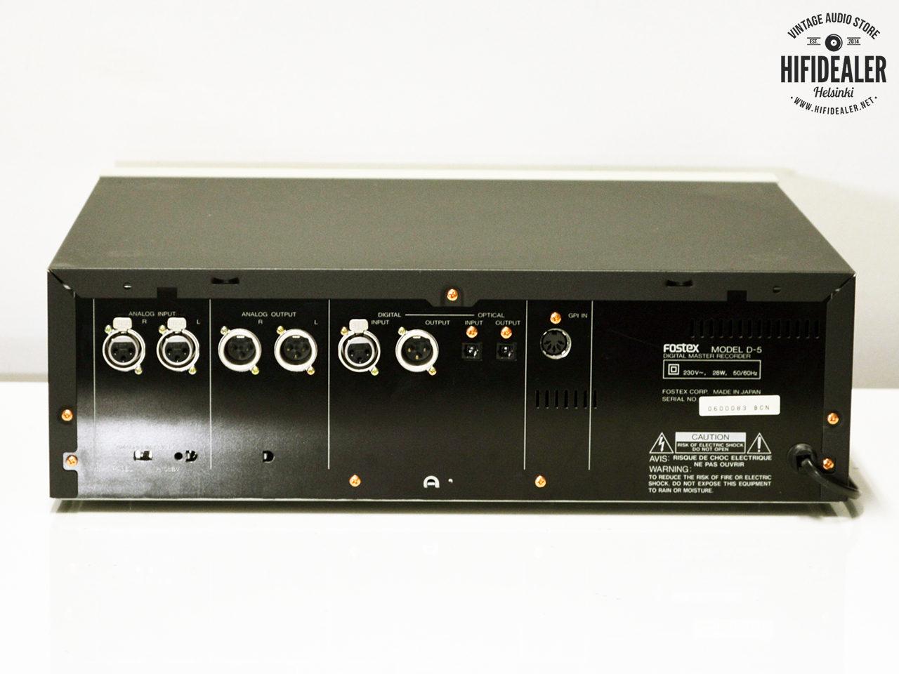 fostex-d5-2