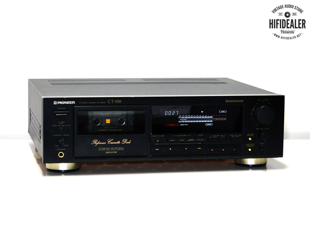 pioneer-ct-939