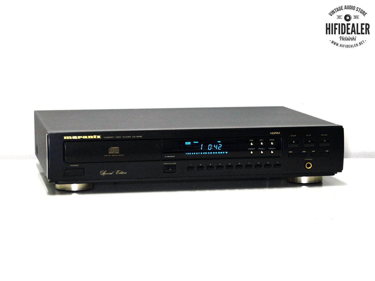 marantz-cd-63se