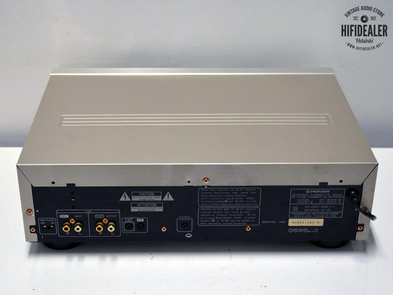 pioneer-ct-s610-3